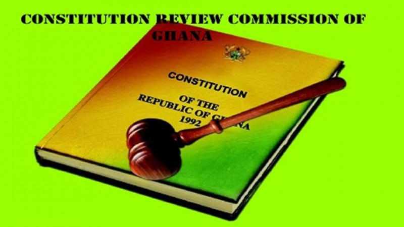 Constitution Day is Unnecessary Without the Realization of Rule of Law | Dwamena Nathaniel